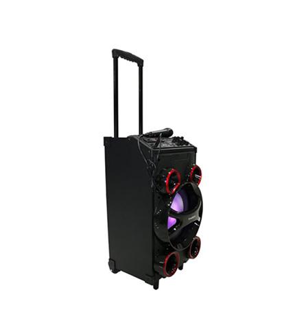 NASCO 120 WATT AUDIO SYSTEM