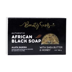 African Black Soap With Shea Butter & Honey