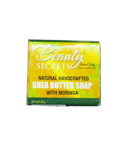 Shea Butter Soap With Moringa (85g)