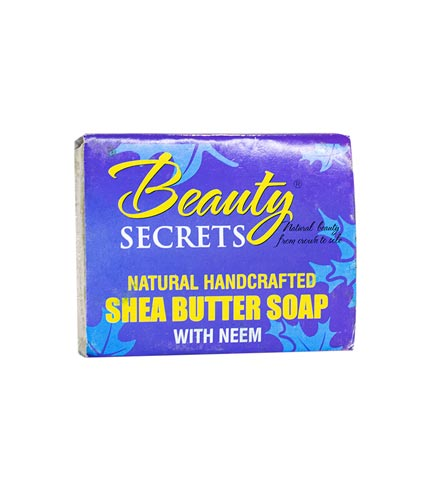 Shea Butter Soap With Neem (85g)