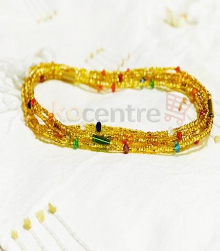 Waist Beads - Yellow
