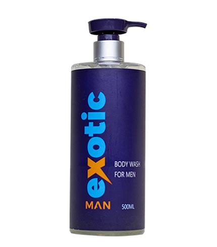 Exotic Man Body Wash for Men (500ml)