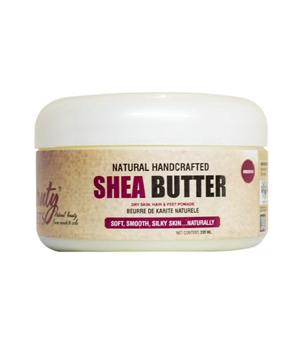 Shea Butter Moisturizer (195g)