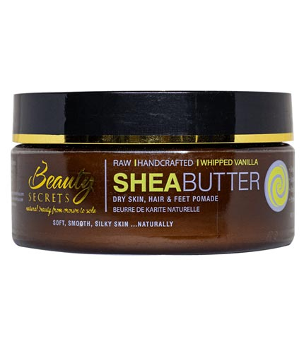 Shea Butter With Vanilla (200g)
