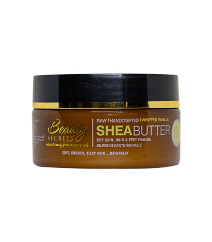 Shea Butter With Vanilla (100g)