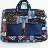 Multicoloured African Print Laptop Bag