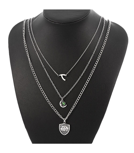 Pendant Multilayer Necklace for Women