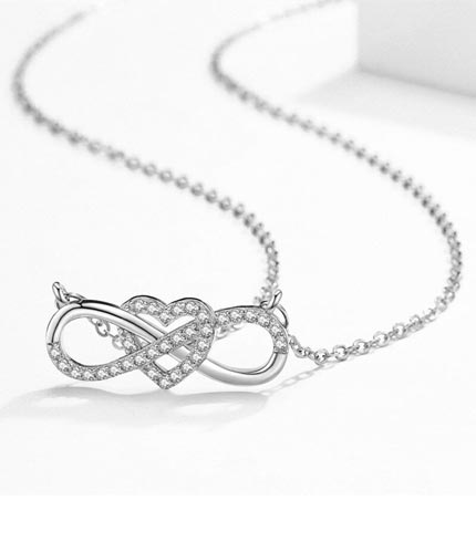 Sodrov Silver Women Necklace