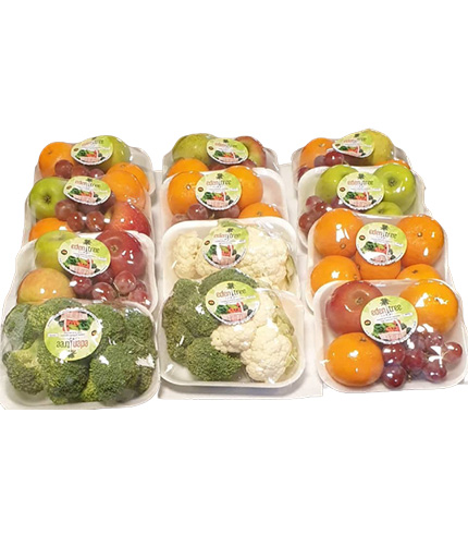 Fruits and Vegetable Combo