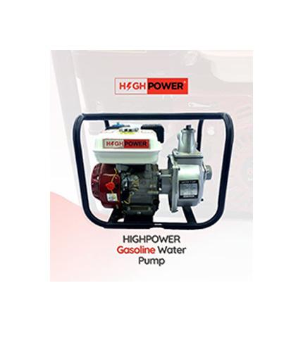 gasoline-water-pump